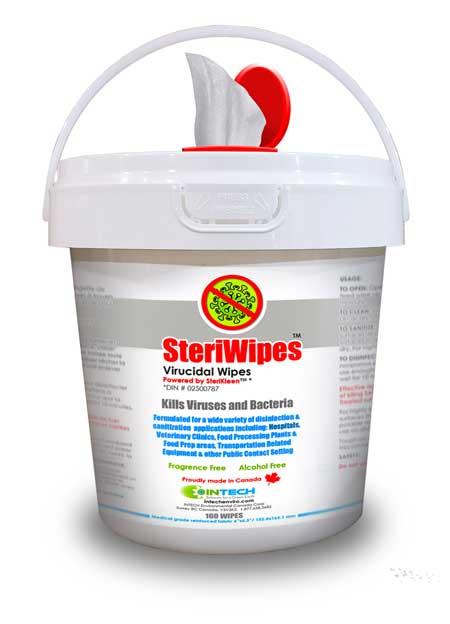 SteriWipes image